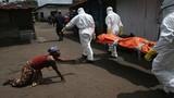 10 hình ảnh ám ảnh nhất về đại dịch Ebola 2014