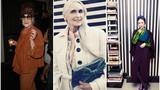 Những cụ bà ăn mặc đẹp khiến gái trẻ phát cuồng