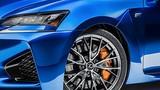 Lexus GS F, đối thủ của BMW M5 lộ diện