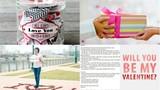 Giới trẻ kiếm bội tiền nhờ dịch vụ ngày Valentine