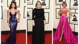 Sao Hollywood khoe sắc trên thảm đỏ Grammy 2016