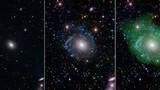 Phát hiện thiên hà quái dị UGC 1382 trong không gian