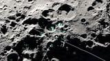 Tìm thấy bằng chứng mới về băng giá trên Mặt trăng