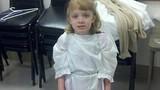 Cô bé bị liệt sau khi tiêm phòng cúm