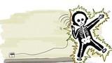Cô gái chết thảm vì dùng iPhone 6 đang sạc pin