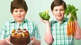 Cách đơn giản để bé béo phì ăn chay ngon lành