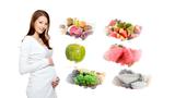 Bà bầu mang thai đôi ăn uống thế nào là hợp lý?