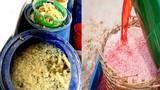 Những vụ thực phẩm nhuộm hóa chất rúng động dư luận Việt