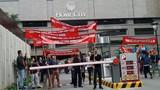 Cư dân Home City lại tuần hành phản đối chủ đầu tư