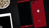 iPhone 8 cũng có phiên bản màu đỏ  đẹp ngất ngây