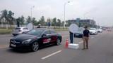 """Mercedes tổ chức """"Học viện lái xe an toàn"""" tại Hà Nội"""