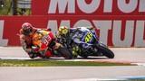 """MotoGP 2015: Rossi hoàn toàn """"thống trị"""" cuộc đua"""