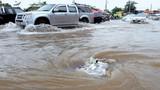 """""""Bí kíp"""" bảo vệ xe ôtô trong mùa mưa bão"""