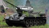 Điều chưa biết về xe tăng huyền thoại T-34 của Việt Nam