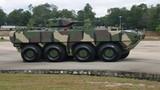 Malaysia biên chế 12 xe bọc thép tự sản xuất