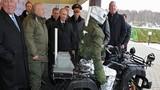 Ngạc nhiên robot chiến đấu Avatar của Nga