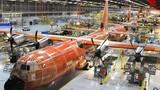 """Khám phá nhà máy """"đẻ"""" siêu vận tải cơ C-130J"""