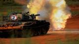 Trung Quốc tung ảnh xe tăng Type 59D nã đạn hoành tráng