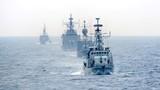 Tàu chiến, tiêm kích Thái Lan-Malaysia tập trận trên Biển Đông