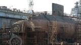 Nga bắt đầu sửa chữa tàu ngầm Kilo 877V độc nhất
