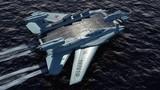 """Hãi hùng tàu sân bay Ekranoplan """"cực độc"""" của Liên Xô"""