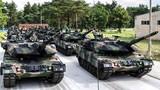 Ba Lan nhận lô xe tăng Leopard 2A5 cuối cùng từ Đức