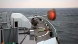 Chùm ảnh Trung Quốc tập trận bắn đạn thật ở Biển Đông