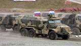 Ngạc nhiên nền tảng xe bọc thép Typhoon đáng sợ của Nga