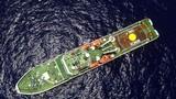TQ diễn tập trái phép ở vùng biển quần đảo Hoàng Sa