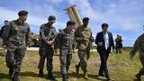 Đột nhập căn cứ phòng thủ tên lửa THAAD của Mỹ