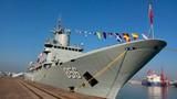 Soi mặt tàu tình báo mới của Hải quân Trung Quốc