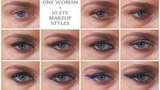 Bật mí 10 kiểu trang điểm mắt đẹp mê hồn