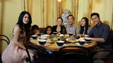 Thu Phương hoàn thành giấc mơ đoàn tụ gia đình tại Mỹ