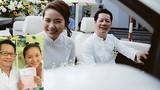 Vợ chồng Phan Như Thảo khoe giới tính con đầu lòng