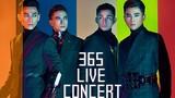 """Nhóm nhạc 365 tan rã sau liveshow """"The impact"""""""