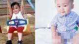 Lộ diện hình ảnh đầu tiên về con trai của 'bé' Xuân Mai?