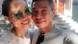 Fan mong Công Lý cập bến hạnh phúc với bạn gái mới