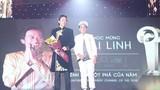 Hoài Linh xúc động nhận giải thưởng POPS Awards 2016