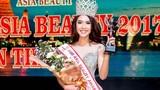 Tường Linh đăng quang Hoa hậu Sắc đẹp châu Á 2017