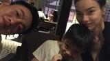 Cường Đô-la khẳng định là một gia đình với Hà Hồ, Subeo