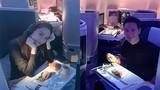 Hot Face sao Việt 24h: Hồ Ngọc Hà đi Mỹ cùng Kim Lý