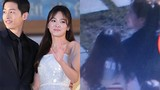 Song Hye Kyo lộ diện tại đám cưới với Song Joong Ki