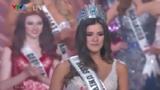 Giây phút người đẹp Colombia đăng quang Hoa hậu Hoàn vũ 2014