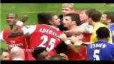Hình ảnh xấu xí trong những cuộc đối đầu Chelsea và Arsenal
