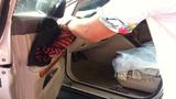 Tạt axit dã man đôi nam nữ trên xe Lexus