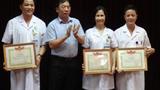 19 y, bác sỹ BV Phụ sản Hà Nội đều âm tính với HIV