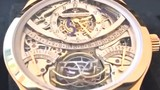 Chuyển động đẹp mê hồn của những chiếc đồng hồ phức tạp