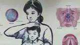 Mách mẹ cách xử trí khi trẻ bị viêm mũi họng