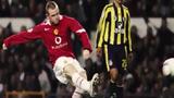 10 pha sút phạt đẹp nhất trong lịch sử Manchester United