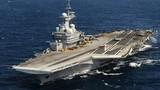 Sức mạnh tàu sân bay hạt nhân Pháp điều đi tiêu diệt IS